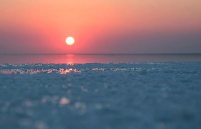Эльтон - лечебное озеро, в котором нет воды
