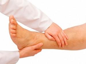Физиолечение диабетической полинейропатии
