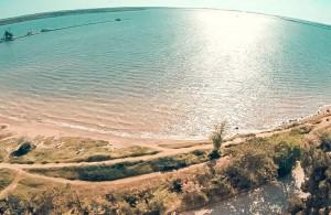 Грязи Сакского озера лечат артриты и артрозы