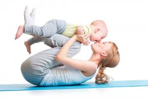 Как вернуть фигуру после родов?