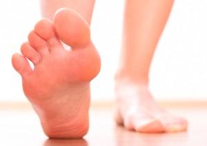 Как вылечить шишки на ногах?