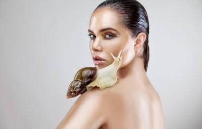Слизь улитки - тренд в косметологии